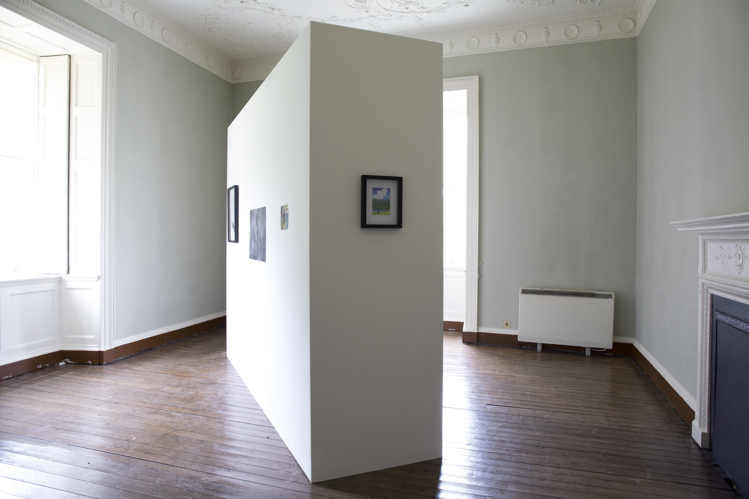 Installation View @ Rathfarnham Castle, Dublin, Ireland